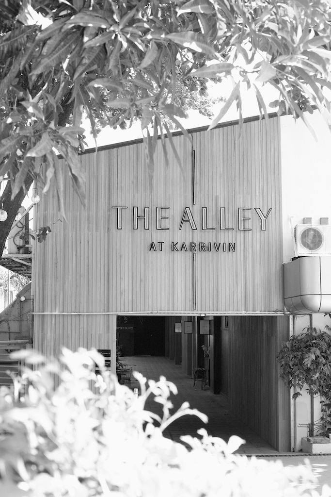 The Alley About